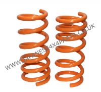 Mitsubishi Shogun 3.2DID (V88-SWB / V98-LWB) (09/2006+) - Rear Suspension Coil Spring Pair